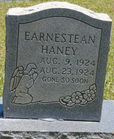 HANEY, EARNESTEAN - Lamar County, Alabama | EARNESTEAN HANEY - Alabama Gravestone Photos