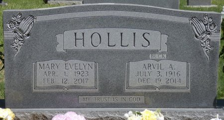 HOLLIS, MARY EVELYN - Lamar County, Alabama | MARY EVELYN HOLLIS - Alabama Gravestone Photos