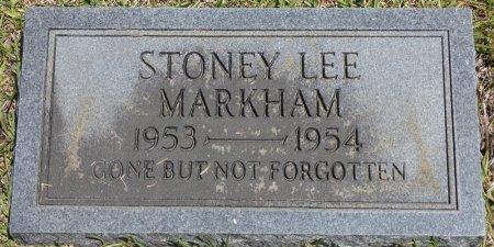 MARKHAM, STONEY LEE - Lamar County, Alabama | STONEY LEE MARKHAM - Alabama Gravestone Photos