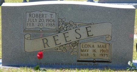 REESE, LONA MAE - Lamar County, Alabama   LONA MAE REESE - Alabama Gravestone Photos