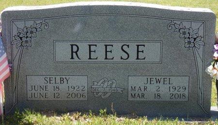 FINCH REESE, JEWELL DEAN - Lamar County, Alabama | JEWELL DEAN FINCH REESE - Alabama Gravestone Photos