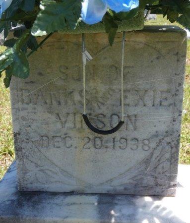 VINSON, INFANT SON - Lamar County, Alabama | INFANT SON VINSON - Alabama Gravestone Photos