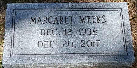 WEEKS, MARGARET ANN - Lamar County, Alabama   MARGARET ANN WEEKS - Alabama Gravestone Photos