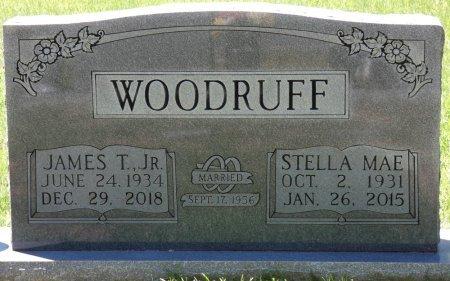 COLLINS WOODRUFF, STELLA MAE - Lamar County, Alabama | STELLA MAE COLLINS WOODRUFF - Alabama Gravestone Photos
