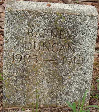 DUNCAN, BARNEY - Lauderdale County, Alabama | BARNEY DUNCAN - Alabama Gravestone Photos