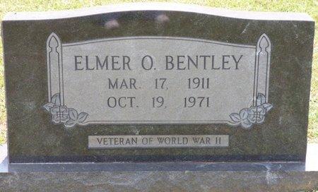 BENTLEY, ELMER O - Lauderdale County, Alabama | ELMER O BENTLEY - Alabama Gravestone Photos