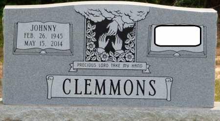 CLEMMONS, JOHNNY - Lauderdale County, Alabama   JOHNNY CLEMMONS - Alabama Gravestone Photos
