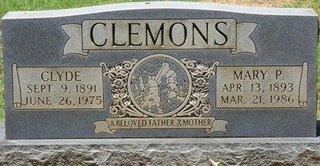 PITTMAN CLEMONS, MARY ALICE - Lauderdale County, Alabama | MARY ALICE PITTMAN CLEMONS - Alabama Gravestone Photos