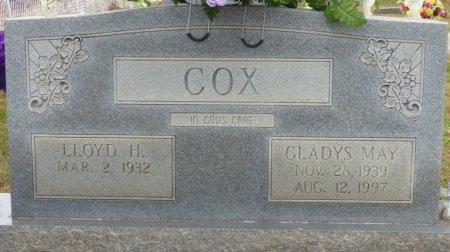 COX, LLOYD HOLLINS - Lauderdale County, Alabama | LLOYD HOLLINS COX - Alabama Gravestone Photos