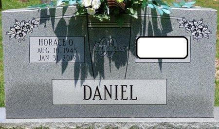 DANIEL, HORACE O - Lauderdale County, Alabama | HORACE O DANIEL - Alabama Gravestone Photos