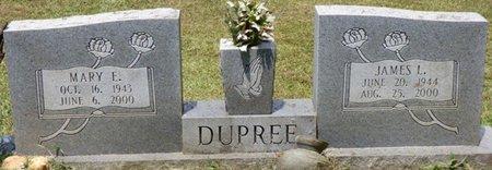 DUPREE, JAMES L - Lauderdale County, Alabama   JAMES L DUPREE - Alabama Gravestone Photos