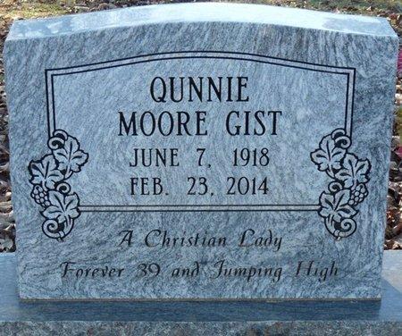 GIST, QUINNIE - Lauderdale County, Alabama   QUINNIE GIST - Alabama Gravestone Photos