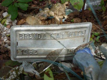 HALE, BRENDA KAY - Lauderdale County, Alabama | BRENDA KAY HALE - Alabama Gravestone Photos
