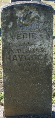 HAYGOOD, VERIE S - Lauderdale County, Alabama | VERIE S HAYGOOD - Alabama Gravestone Photos