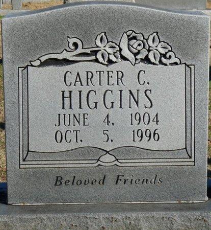 HIGGINS, CARTER C - Lauderdale County, Alabama   CARTER C HIGGINS - Alabama Gravestone Photos