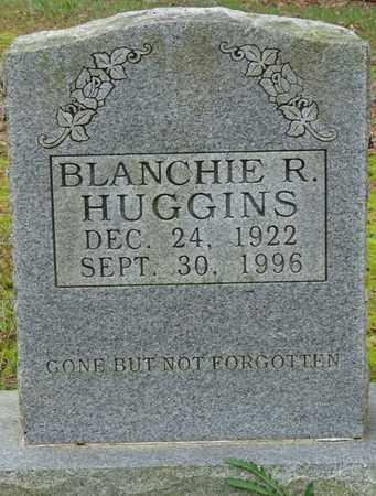 HUGGINS, BLANCHIE R - Lauderdale County, Alabama | BLANCHIE R HUGGINS - Alabama Gravestone Photos