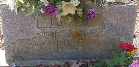 ISLEY, LAURA L - Lauderdale County, Alabama | LAURA L ISLEY - Alabama Gravestone Photos