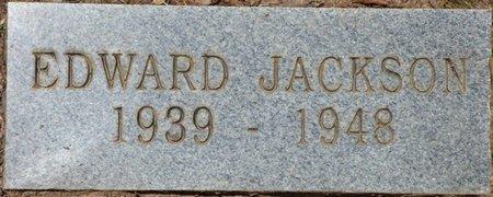 JACKSON, EDWARD - Lauderdale County, Alabama | EDWARD JACKSON - Alabama Gravestone Photos