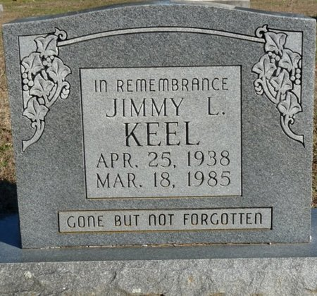 KEEL, JIMMY L - Lauderdale County, Alabama | JIMMY L KEEL - Alabama Gravestone Photos
