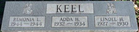 KEEL, LINDEL H - Lauderdale County, Alabama | LINDEL H KEEL - Alabama Gravestone Photos