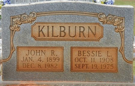 KILBURN, JOHN RUSSELL - Lauderdale County, Alabama   JOHN RUSSELL KILBURN - Alabama Gravestone Photos
