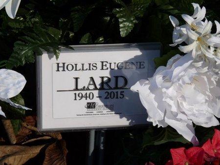 LARD, HOLLIS EUGENE - Lauderdale County, Alabama | HOLLIS EUGENE LARD - Alabama Gravestone Photos