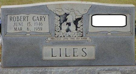 LILES, ROBERT GARY - Lauderdale County, Alabama | ROBERT GARY LILES - Alabama Gravestone Photos