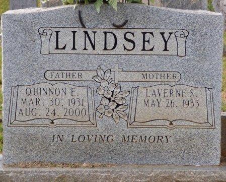 LINDSEY, LAVERNE S - Lauderdale County, Alabama | LAVERNE S LINDSEY - Alabama Gravestone Photos