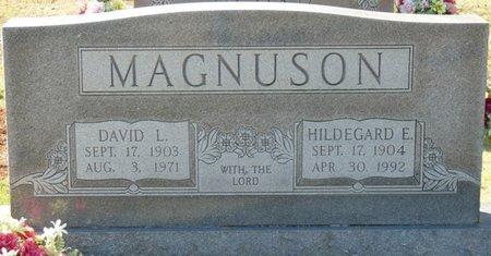 MAGNUSON, DAVID L - Lauderdale County, Alabama   DAVID L MAGNUSON - Alabama Gravestone Photos