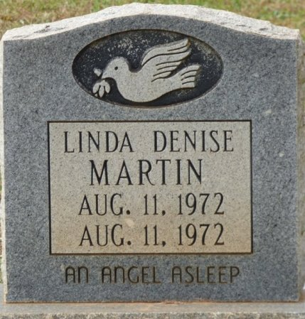 MARTIN, LINDA DENISE - Lauderdale County, Alabama | LINDA DENISE MARTIN - Alabama Gravestone Photos