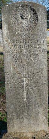 MCCORKLE, JAMES - Lauderdale County, Alabama   JAMES MCCORKLE - Alabama Gravestone Photos