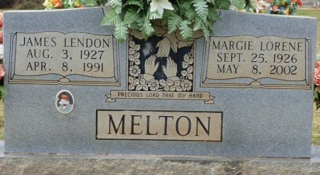 MELTON, MARGIE LORENE - Lauderdale County, Alabama | MARGIE LORENE MELTON - Alabama Gravestone Photos