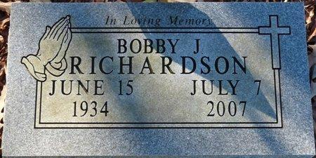 RICHARDSON, BOBBY JOE - Lauderdale County, Alabama | BOBBY JOE RICHARDSON - Alabama Gravestone Photos