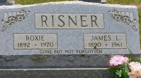 RISNER, ROXIE - Lauderdale County, Alabama | ROXIE RISNER - Alabama Gravestone Photos