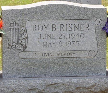 RISNER, ROY B - Lauderdale County, Alabama | ROY B RISNER - Alabama Gravestone Photos