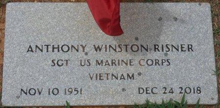 "RISNER (VETERAN VIET), ANTHONY WINSTON ""TONY"" (NEW) - Lauderdale County, Alabama | ANTHONY WINSTON ""TONY"" (NEW) RISNER (VETERAN VIET) - Alabama Gravestone Photos"
