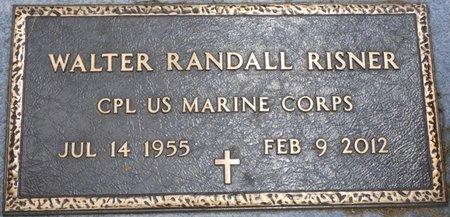 RISNER (VETERAN), WALTER RANDALL - Lauderdale County, Alabama | WALTER RANDALL RISNER (VETERAN) - Alabama Gravestone Photos