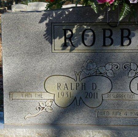 ROBBINS, RALPH DOUGLAS - Lauderdale County, Alabama | RALPH DOUGLAS ROBBINS - Alabama Gravestone Photos