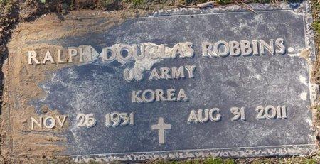ROBBINS (VETERAN KOREA), RALPH DOUGLAS - Lauderdale County, Alabama   RALPH DOUGLAS ROBBINS (VETERAN KOREA) - Alabama Gravestone Photos