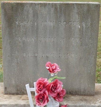 ROGERS, SHEILA ANN - Lauderdale County, Alabama | SHEILA ANN ROGERS - Alabama Gravestone Photos