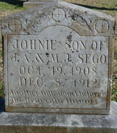 SCOTT, JOHNIE - Lauderdale County, Alabama   JOHNIE SCOTT - Alabama Gravestone Photos