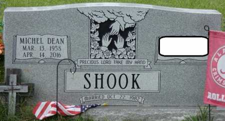 SHOOK, MICHEL DEAN - Lauderdale County, Alabama | MICHEL DEAN SHOOK - Alabama Gravestone Photos