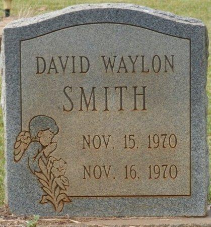 SMITH, DAVID WAYLON - Lauderdale County, Alabama   DAVID WAYLON SMITH - Alabama Gravestone Photos