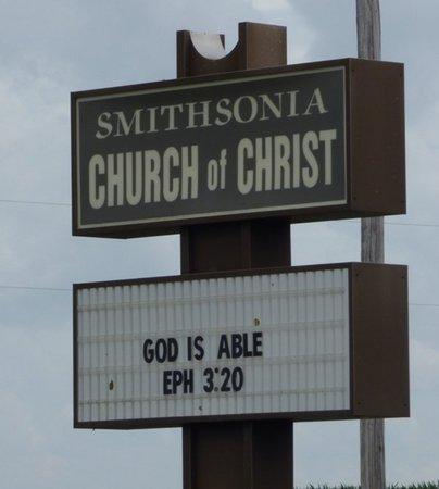 *SMITHSONIA CHURCH OF CHRIST, CEMETERY - Lauderdale County, Alabama | CEMETERY *SMITHSONIA CHURCH OF CHRIST - Alabama Gravestone Photos