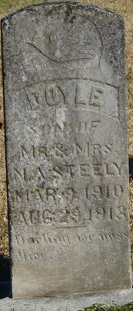 STEELY, DOYLE - Lauderdale County, Alabama   DOYLE STEELY - Alabama Gravestone Photos