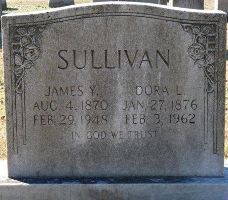 SULLIVAN, DORA L - Lauderdale County, Alabama | DORA L SULLIVAN - Alabama Gravestone Photos