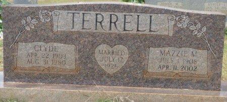 TERRELL, LUCIAN CLYDE - Lauderdale County, Alabama | LUCIAN CLYDE TERRELL - Alabama Gravestone Photos