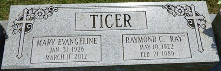 "TICER, RAYMOND C ""RAY"" - Lauderdale County, Alabama 