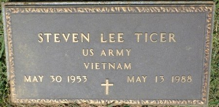 TICER (VETERAN VIETNAM), STEVEN LEE - Lauderdale County, Alabama | STEVEN LEE TICER (VETERAN VIETNAM) - Alabama Gravestone Photos