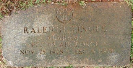 TINGLE (VETERAN), RALEIGH (NEW) - Lauderdale County, Alabama | RALEIGH (NEW) TINGLE (VETERAN) - Alabama Gravestone Photos